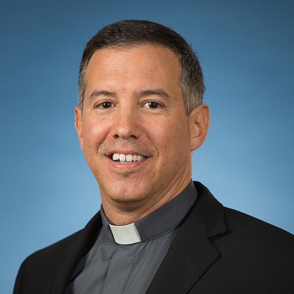 Father Manuel Puga, J.C.L.