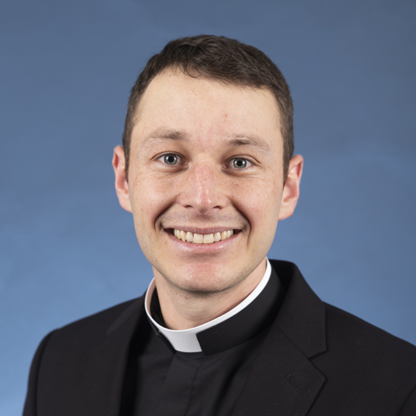 Father Eric Stelzer